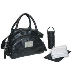 Kalencom 2980 Traveler Quilted - Black