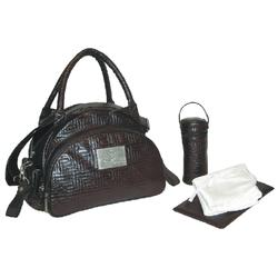 Kalencom 2980 Traveler Quilted - Chocolate