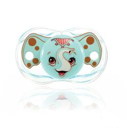 RaZBaby 007EE Keep It Kleen Pacifier - Elfy Elephant