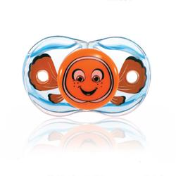 RaZBaby 007CF Keep it Kleen Pacifier - Clown Fish