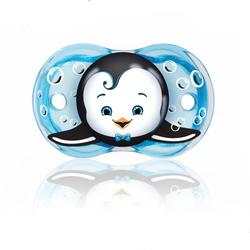 RaZBaby 007EP Keep it Kleen Pacifier - Ethan Penguin