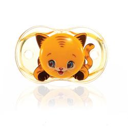 RaZBaby 007KK Keep it Kleen Pacifier - Kit Kitty