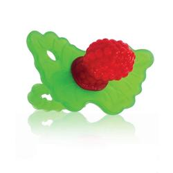 RaZBaby 009RT Raz-Berry Teether - Red