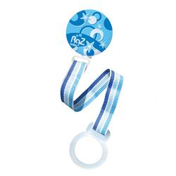 RaZBaby 107BPH Keep It Kleen Pacifier Holder - Blue