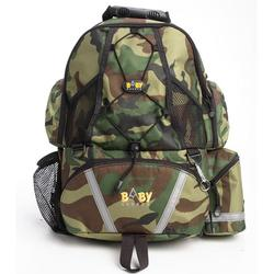 Baby Sherpa 06001 Diaper Backpack - Camo