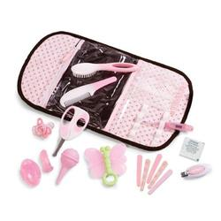Carter 81555 On-The-Go Grooming and Healthcare Essentials - Pink