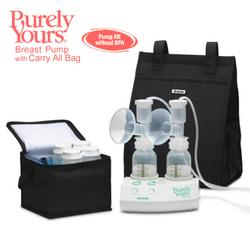 Ameda 17077, Purely Yours Breast Pump with Carry All Bag