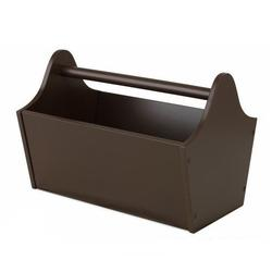 Kidkraft 15933 Toy Caddy - Chocolate