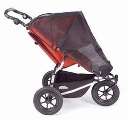 Mountain Buggy 100-309 Sun Cover, Single