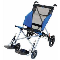 Convaid ME12 901402-903850 Metro 30 Degree Fixed Tilt Special Needs Stroller - Mediterranean Blue