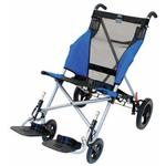 Convaid ME16 901335-903850  Metro 30 Degree Fixed Tilt Special Needs Stroller - Mediterranean Blue