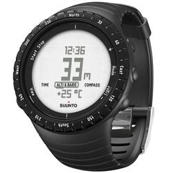 Suunto SS014809000 Core All Outdoor Regular Watch - Black