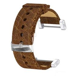 Suunto SS013340000 Core Leather Strap Replacement - Brown