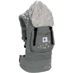 Ergo Baby - BC2EP Galaxy Grey Baby Carrier with Galaxy Lining