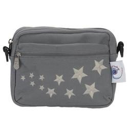 Ergo Baby FP2E Galaxy Grey Embroidery Front Pouch