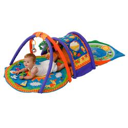 Jollybaby Sensational Play Park Discovery Gym & Playmat W/lights, Music And Removeable Water Ring Picture