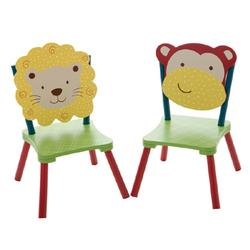 Levels of Discovery LOD70202B Jungle Jingle  2 Chairs Only