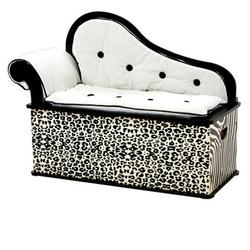 Levels of Discovery LOD71001 Wild Side Bench Seat w/ Storage