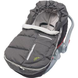 JJ Cole Infant BundleMe Arctic - Charcoal Silver