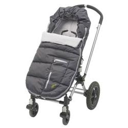 JJ Cole Toddler BundleMe Arctic - Charcoal Silver