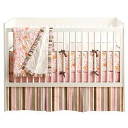 JJ Cole Crib Set - Pink Craze