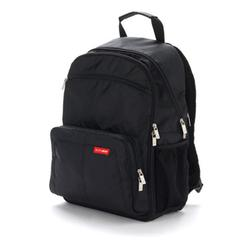 Skip Hop 210100 Via Backpack - Black