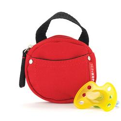Skip Hop 500020 Pacifier Pocket - Red