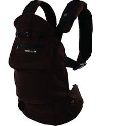 Lillebaby L2202 EveryWear Organic - Earth - Dark Brown/Brown  2010
