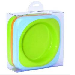 Beaba B3173 Feeding Collection -  Soft Plate Set
