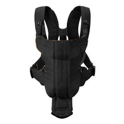 Baby Bjorn 026160US Baby Carrier Active - Black / Black