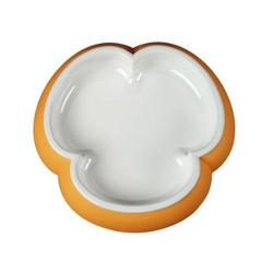 Baby Bjorn 071060US Plate and Spoon - Yellow
