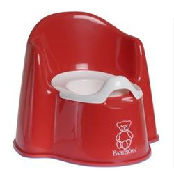 Baby Bjorn 055105US Potty Chair - Red