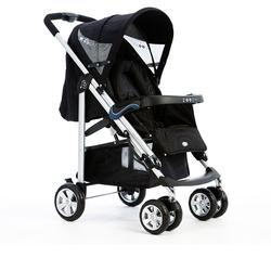 Zooper SL800JZP0911, Everyday Line Waltz Stroller - Black Waves