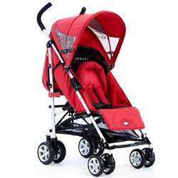 Zooper BU822BZP0906, Everyday Line Twist Stroller - Red Waves