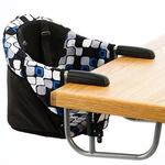 Zooper HC920DZP0917, Hook-On High Chair - Blue Checkers