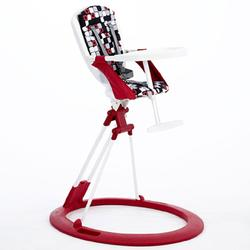 Zooper HC901AZP0918, To-Go High Chair - Red Checkers