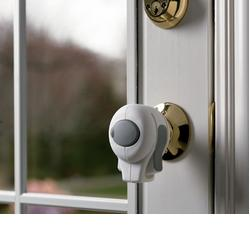 KidCo S352 Door Knob Lock - 2 Pk- White