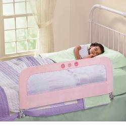 Summer Infant  12195 Plush n'Pink Bedrail