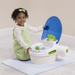 Summer Infant  11040  Step-By-Step Potty Trainer & Step Stool