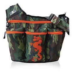 Diaper Dude 102D CAMOUFLAGE DRAGON BAG
