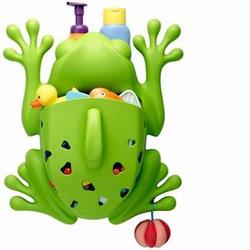 Boon Frog Pod Bath Toy Storage