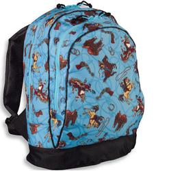 Wildkin 14050 Boy Rodeo Backpack