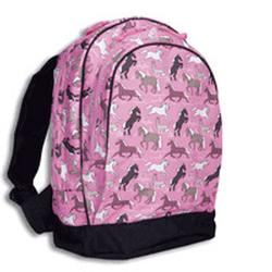 Wildkin 14066 Horses in Pink Backpack