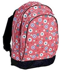 Wildkin 14070 Polka Dots Backpack