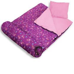 Wildkin 17017 Princess Sleeping Bag