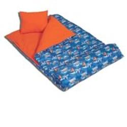 Wildkin 17024 Trains, Planes & Boats Sleeping Bag
