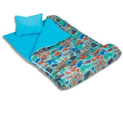 Wildkin 17027 Tropical Fish Sleeping Bag