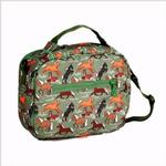 Wildkin 18013 Horses in Green Lunch Bag