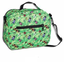 Wildkin 18015 Insect Life Lunch Bag