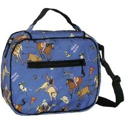 Wildkin 18028 Cowboy Lunch Bag